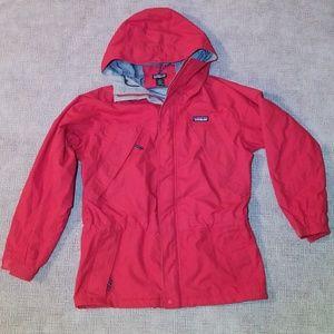 Patagonia storm coat xs